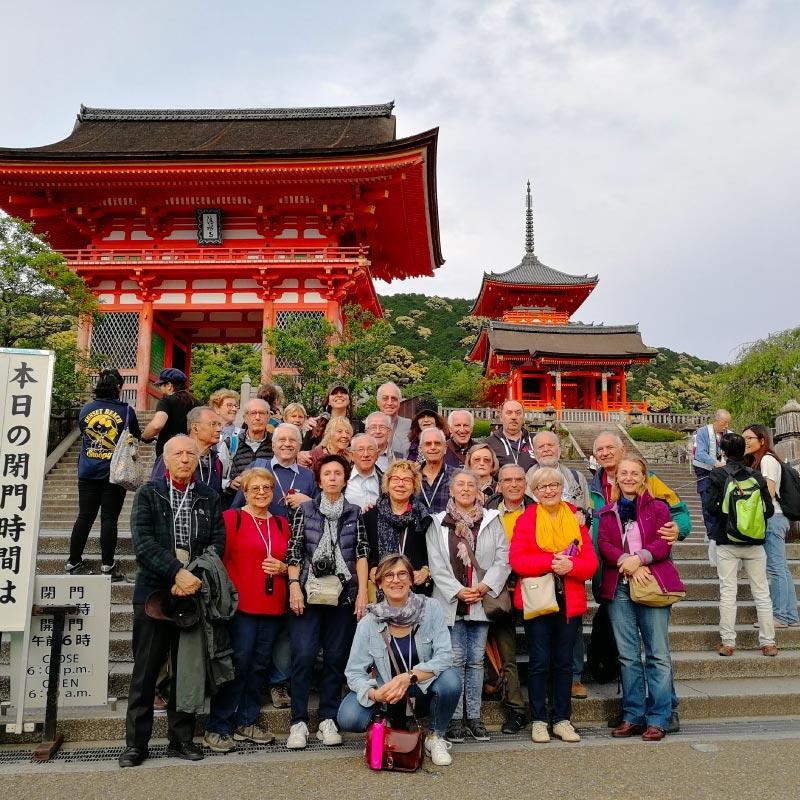 Consulenza Turistica in Giappone